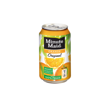 MNIUTE MAID ORANGE (33cl)